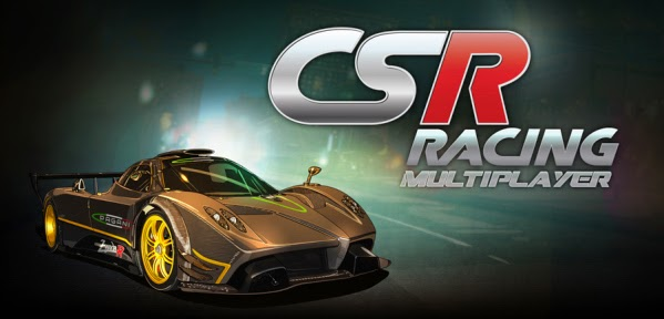 CSR Racing + Mod Money v2.1.0 (2014) Android 10