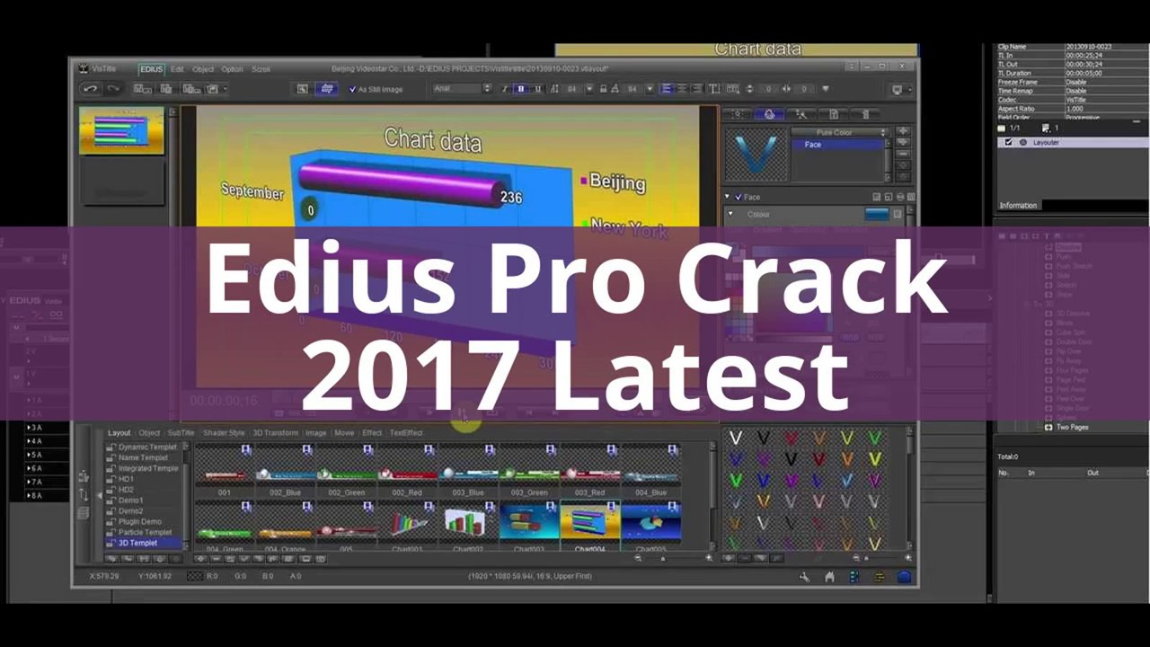 Grass Valley Edius Pro 7.53 Build 010 + Crack Latest 1