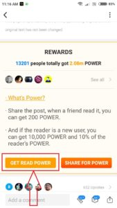 Pivot App-Read Articles | Refer & Earn Upto 4 Bitcoin Daily 4