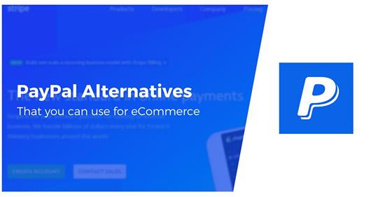 PayPal Alternatives for eCommerce Stores 14