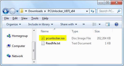 Reset Forgotten Windows 10 / 8 / 7 Password 1