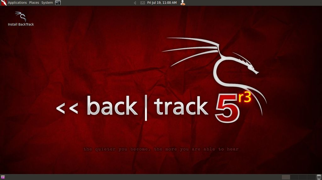 How To Install Backtrack & Hack Wifi On Android 1
