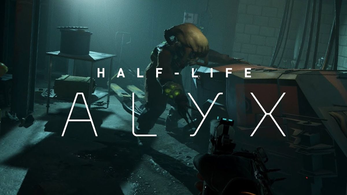 New Half-Life: Alyx gameplay videos showcase three types of VR movement