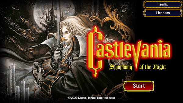 Castlevania: Symphony of the Night now available for iOS, Android
