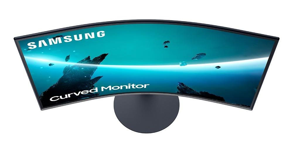 Samsung now makes ultra-curved monitors for offices as well as gamers