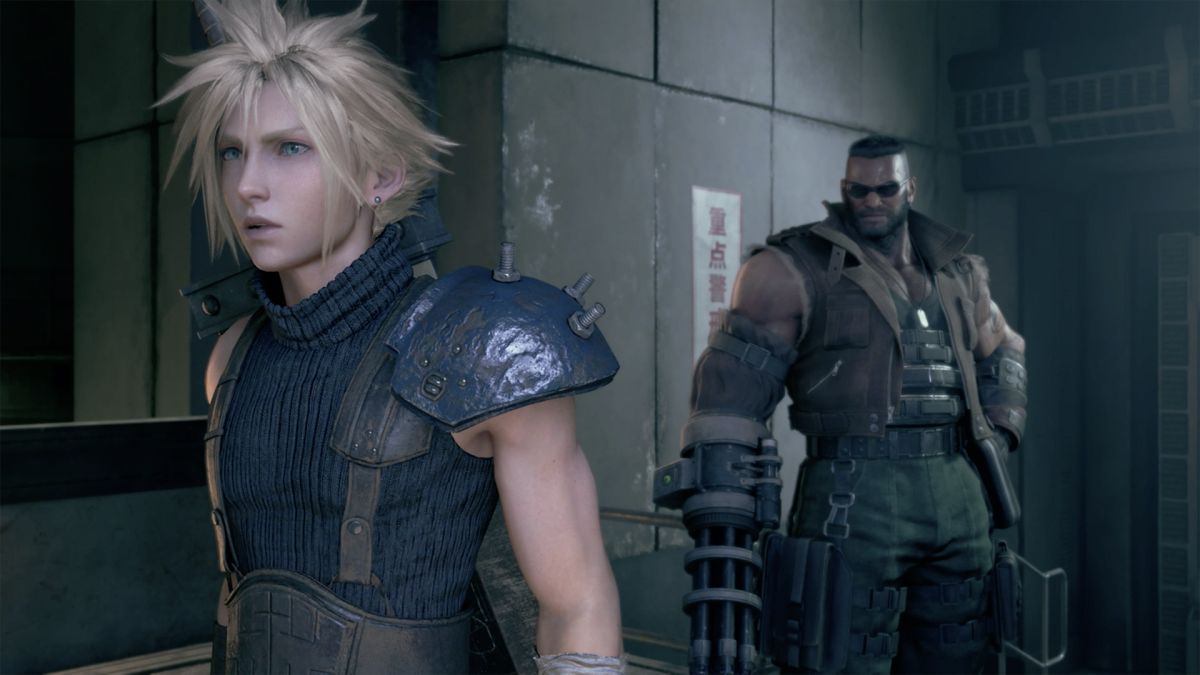 Final Fantasy 7 remake producer Yoshinori Kitase is prepared to work on the story for the rest of his career