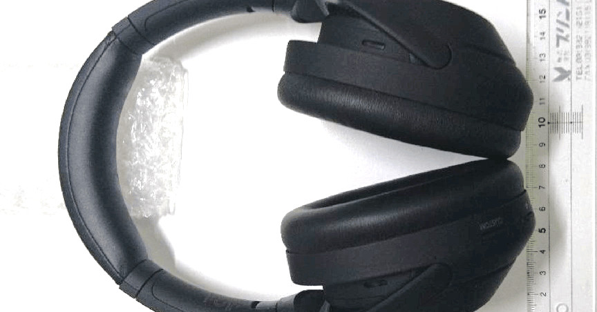 Sony WH-1000XM4 headphone leak hints at even longer battery life