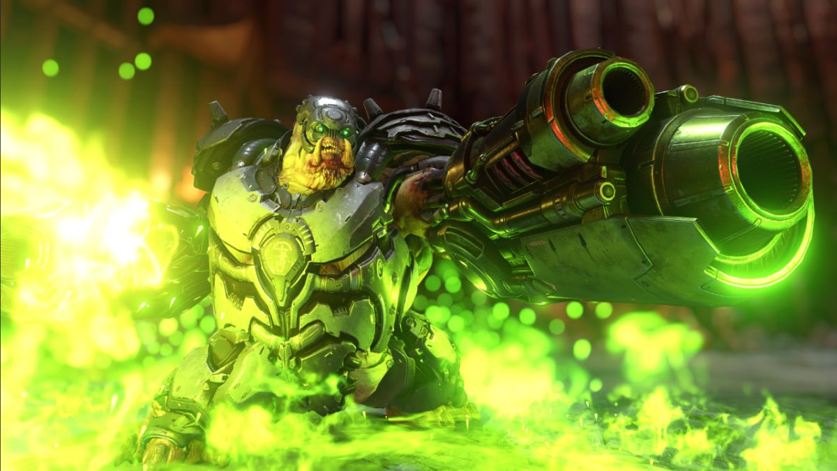 Doom Eternal PC specs for minimum and recommended settings revealed