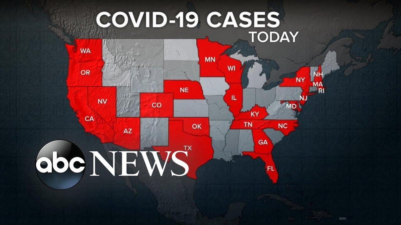 The fallout from the new coronavirus now spreading coast to coast | WNT