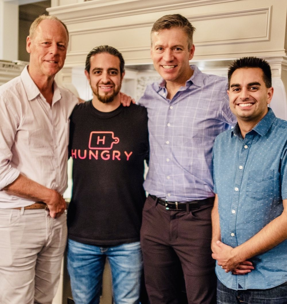 New funding round values catering marketplace Hungry at $100M+