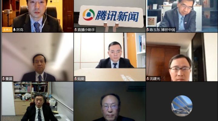 China Roundup: Enterprise tech gets a lasting boost from coronavirus outbreak