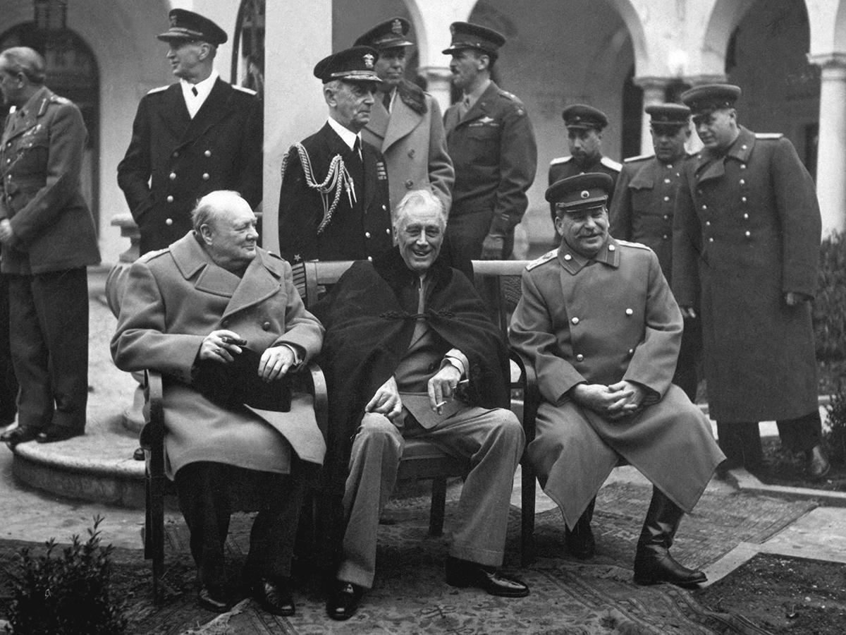 Stalin's Danish Mystery