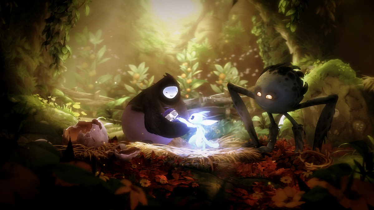 How To Pick Your Perfect Difficulty Level In Ori And The Will Of The Wisps