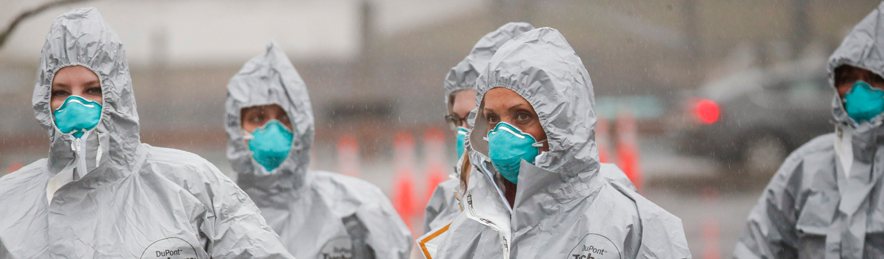 The Man Who Saw the Pandemic Coming