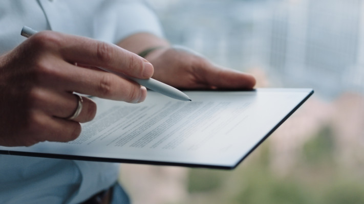 ReMarkable's redesigned e-paper tablet is more powerful and more papery