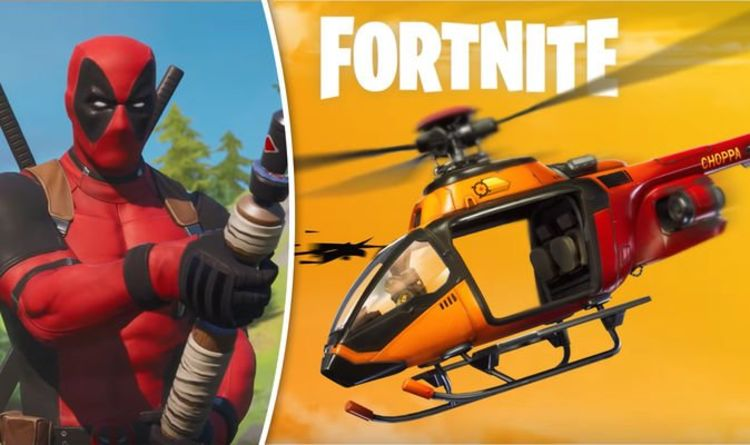 Fortnite update 12.20 PATCH NOTES, server downtime news, map changes, new SKINS, fixes