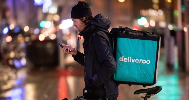 Deliveroo riders can't access coronavirus hardship fund, warns union