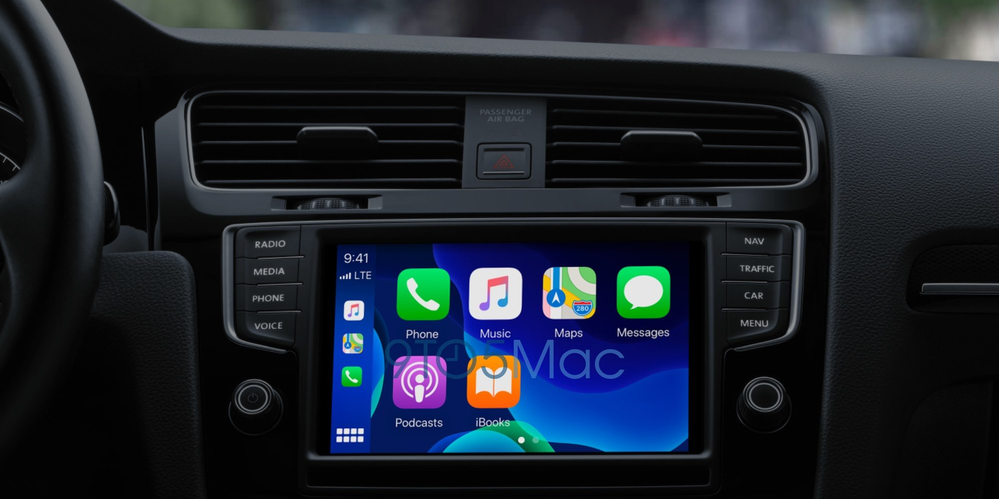 iOS 14: CarPlay wallpapers, deeper Apple Store integration in Maps