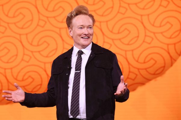 Conan O'Brien will return to TV with shows shot on iPhone and over video chat