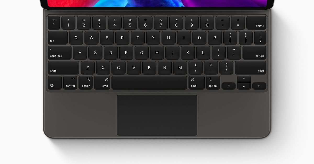 Here's how the iPad's new trackpad actually works