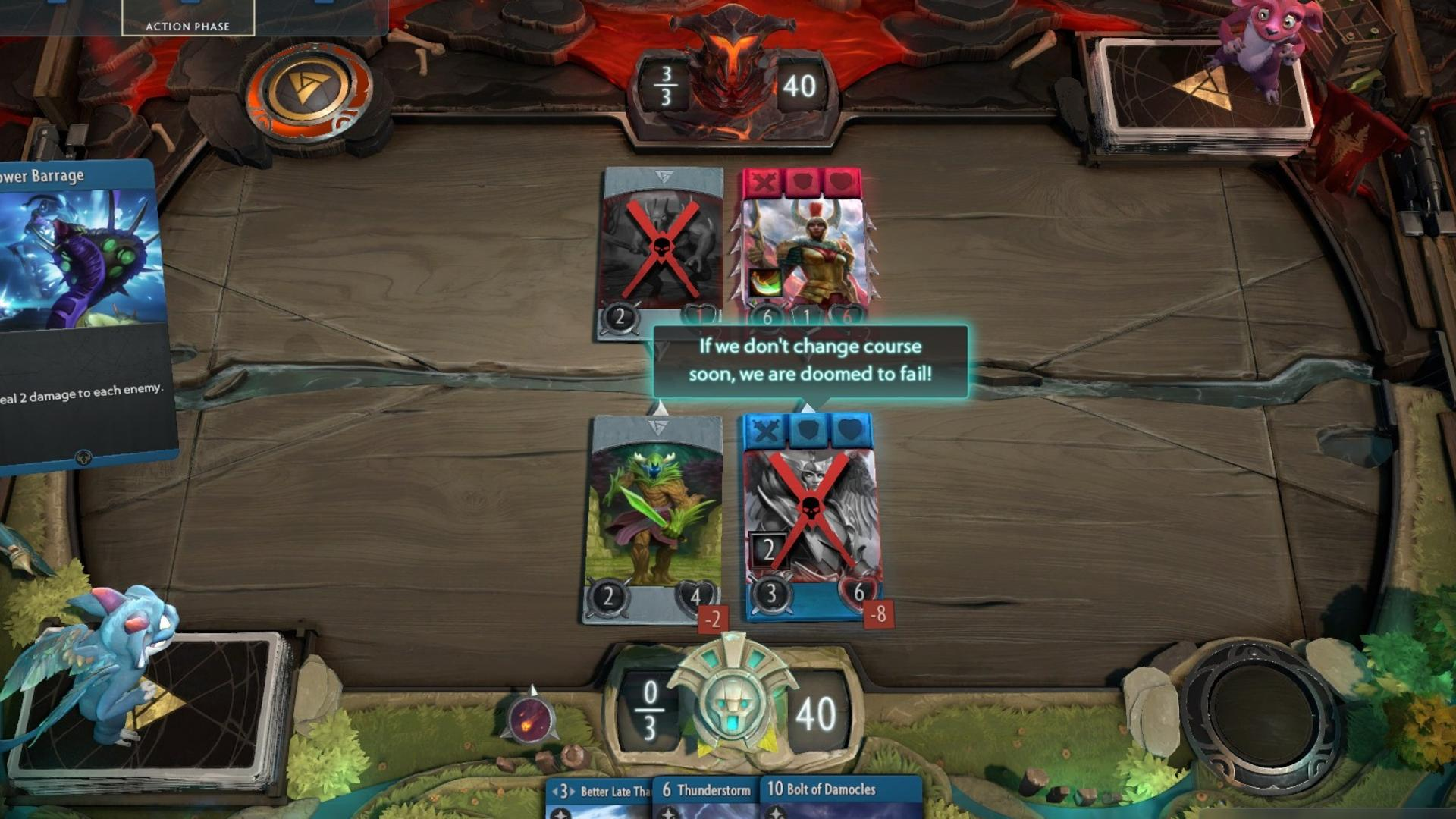 Failed Dota 2 card game Artifact is preparing for a massive comeback