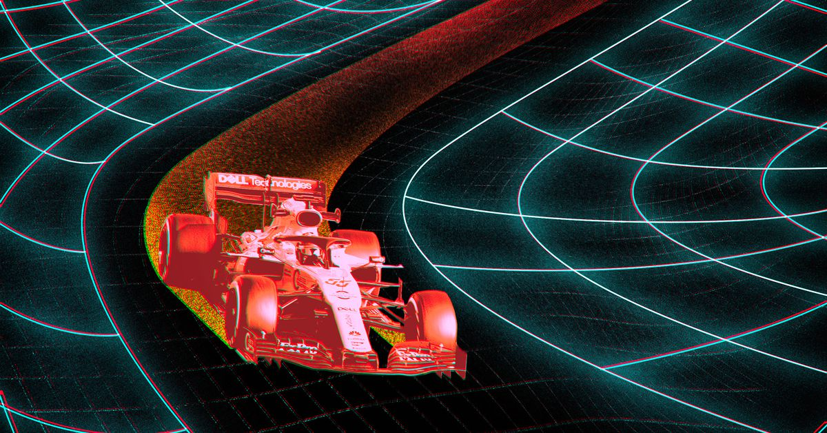 Virtual F1and NASCAR events are filling the gap left by canceled races