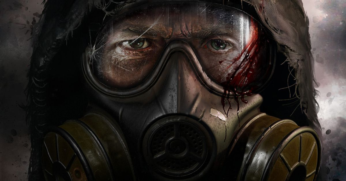 The first screenshot of STALKER 2 features a new anomaly, new location outside Chernobyl