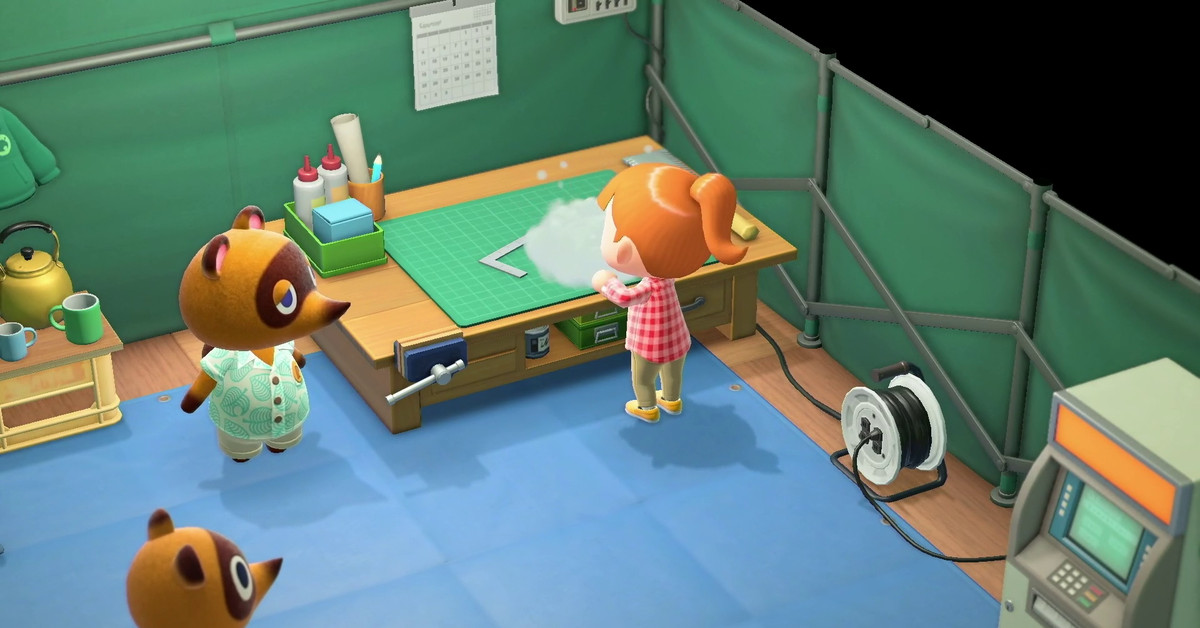 Animal Crossing: New Horizons' breakable tools are tedious