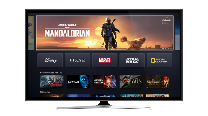 Daily Crunch: Disney+ launches in seven European countries