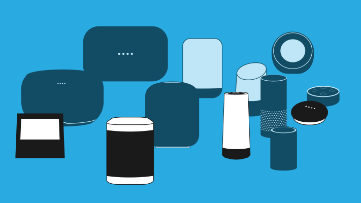 Survey shows growth in podcasts and voice assistants, little change in streaming