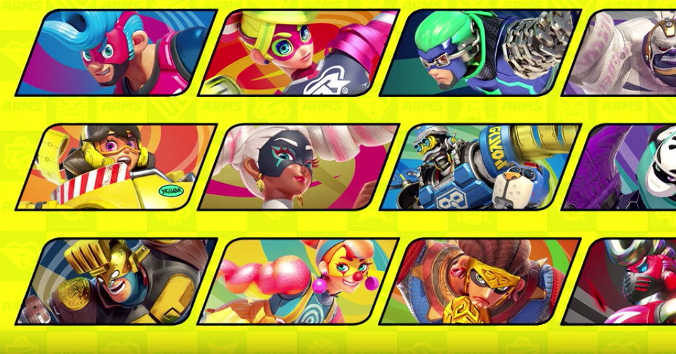 Smash Bros. Ultimate gets Arms fighter; Arms free for Nintendo Online