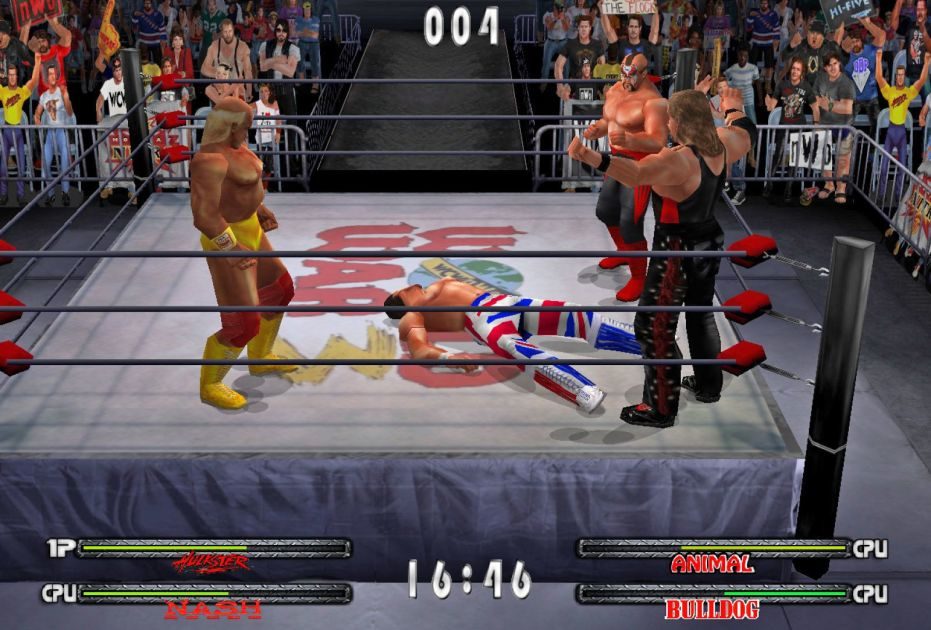 WCW's Nintendo 64 legacy lives again, in mod form