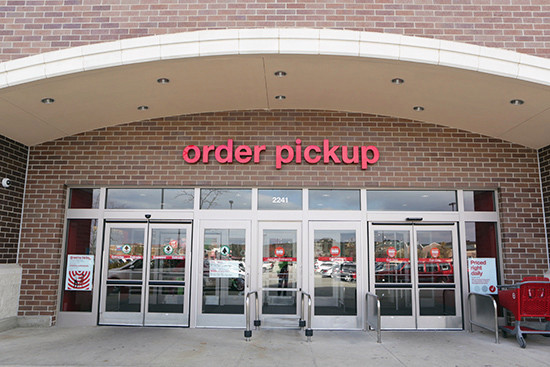 Target pauses plans for grocery pickup amid COVID-19 outbreak