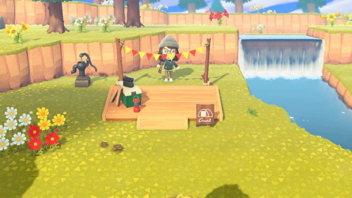 Animal Crossing: New Horizons Campsite Guide –