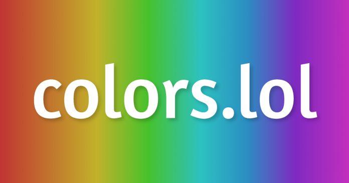 colors.lol