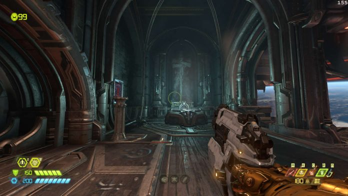 Doom Eternal Has A Secret Pistol, And You Can Use It Now