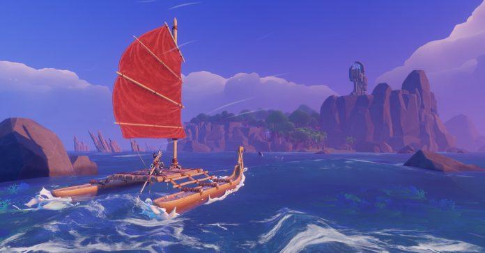Windbound looks like a Moana-meets-Breath-of-the-Wild adventure
