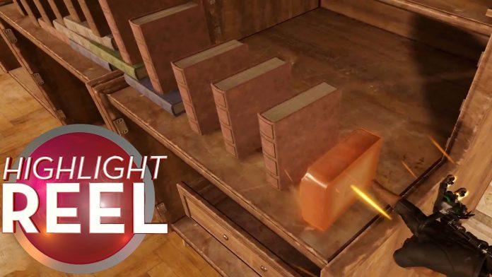 Highlight Reel #539 -Life: Alyx Domino Challenge