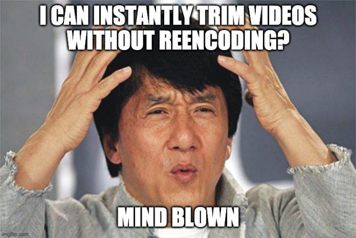 Trim Videos Instantly