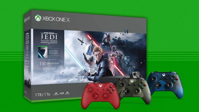 Xbox One X Bundles And Controllers Get Huge Discounts In Microsoft Spring Sale