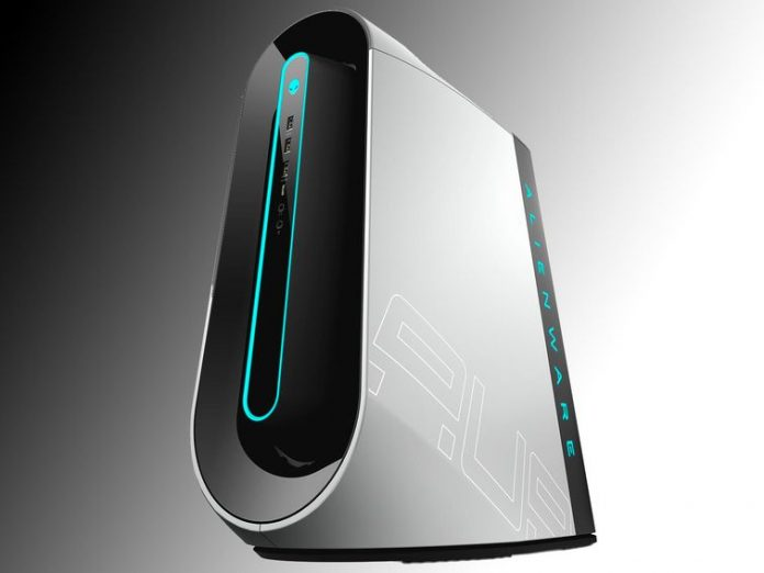 Save $465 on an Alienware's stunning Aurora gaming PC