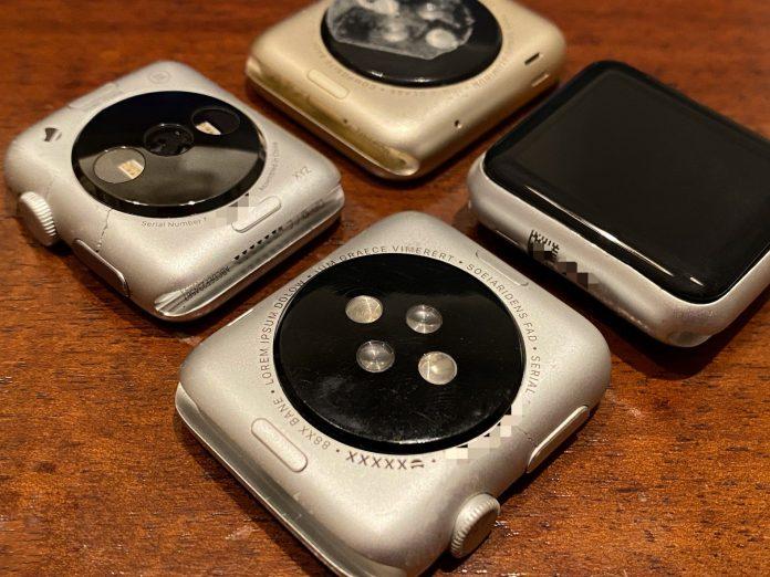 Rare Original Apple Watch Prototypes Surface