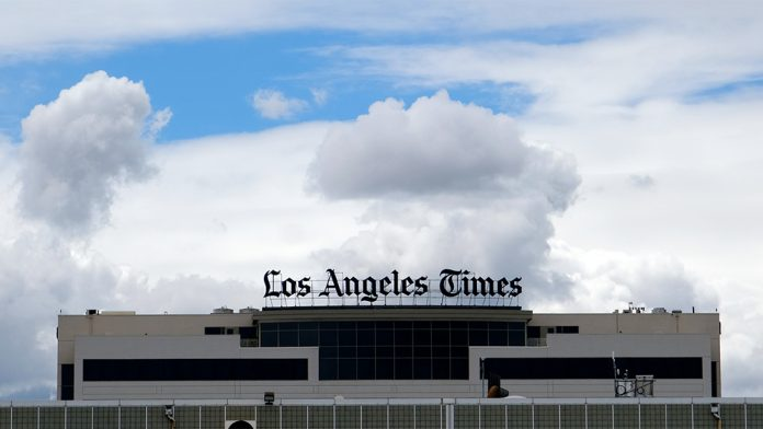L.A. Times to Furlough Workers as Ad Revenue 'Nearly Eliminated'