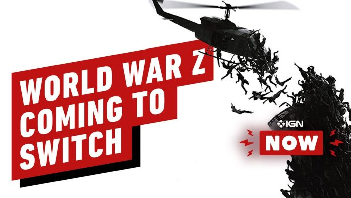 World War Z Coming to Switch, GOTY Edition Announced