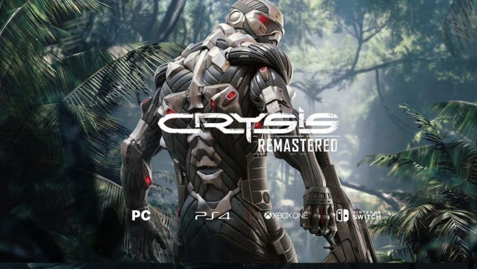 Crysis Remastered revealed, coming to Nintendo Switch